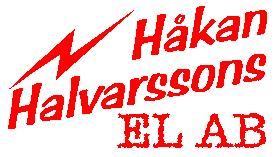 Håkan Halvarssons EL AB